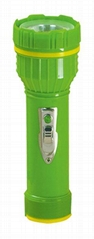LED彩色塑料手电筒 PM35