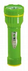 LED彩色塑料手電筒 PM350C
