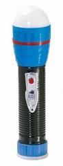 LED鐵塑彩色手電筒 TWE2DE1S