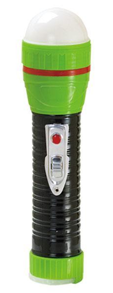 LED Metal/Steel-Plastic Colour Flashlight/Torch TWG2DE1S