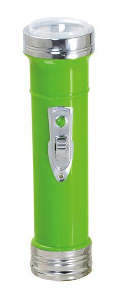 LED鐵塑彩色手電筒 MP300C