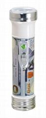 LED鐵塑彩色手電筒 MP300P