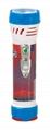 LED Colour Plastic Flashlight/Torch 99C2DE1N