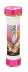 LED彩色塑料手電筒 TWP101B