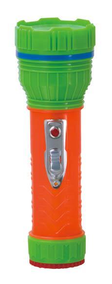 LED彩色塑料手電筒 PN350C 1