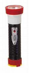 LED鐵塑彩色手電筒 TWK2DE1
