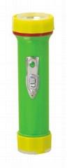 LED彩色塑料手電筒 TWP101BC