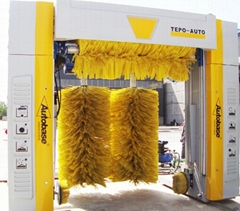 Roll Car Wash System