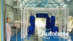 Tunnel Car Wash System