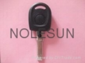 VW key blank