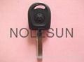 VW key blank 2