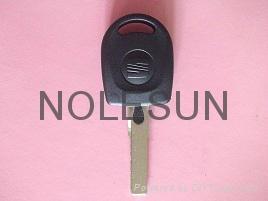 VW key blank 3
