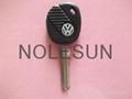 VW key blank 5