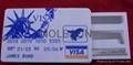 Bank Visa Card Picks / James Bond 007
