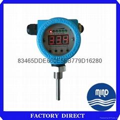 MD-WL-I型水温流量声光报警仪