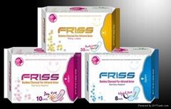 """""""Friss """"Anion Series Sanitary Napkin"""