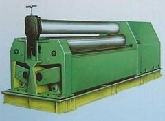 山東優質下輥水平移動式卷板機