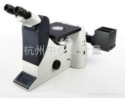 倒置金相显微镜 1