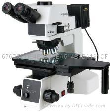 高级正置金相显微镜