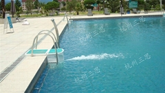 供應一體化泳池設備