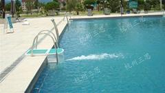 供應泳池設備一體化壁挂機