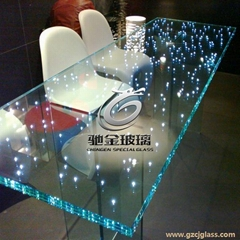 Laminated LED Glass
