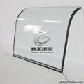 Elecrical Heated Glass demist glass