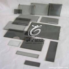 EMI Shielding Glass