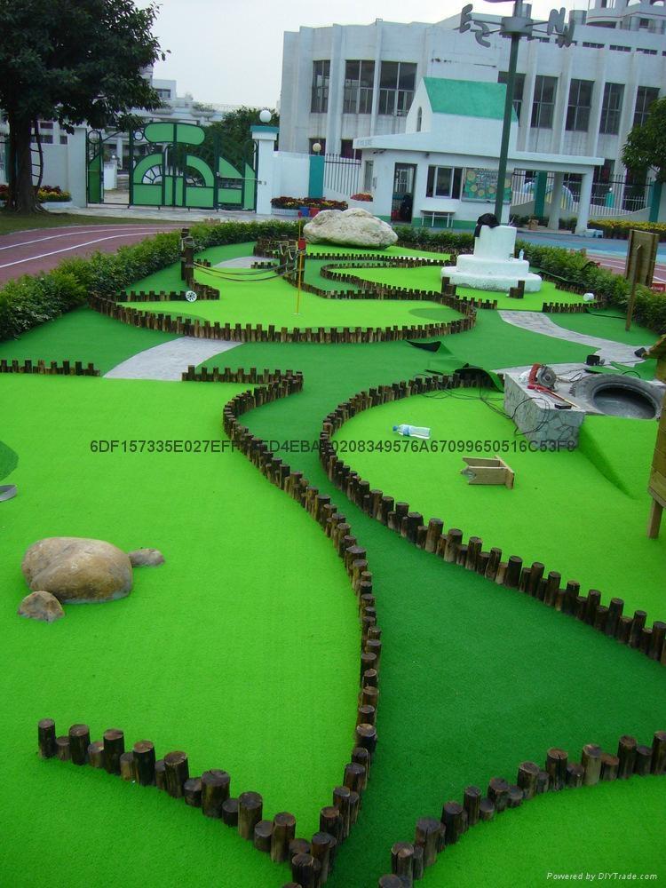 幼儿園人造草坪 3