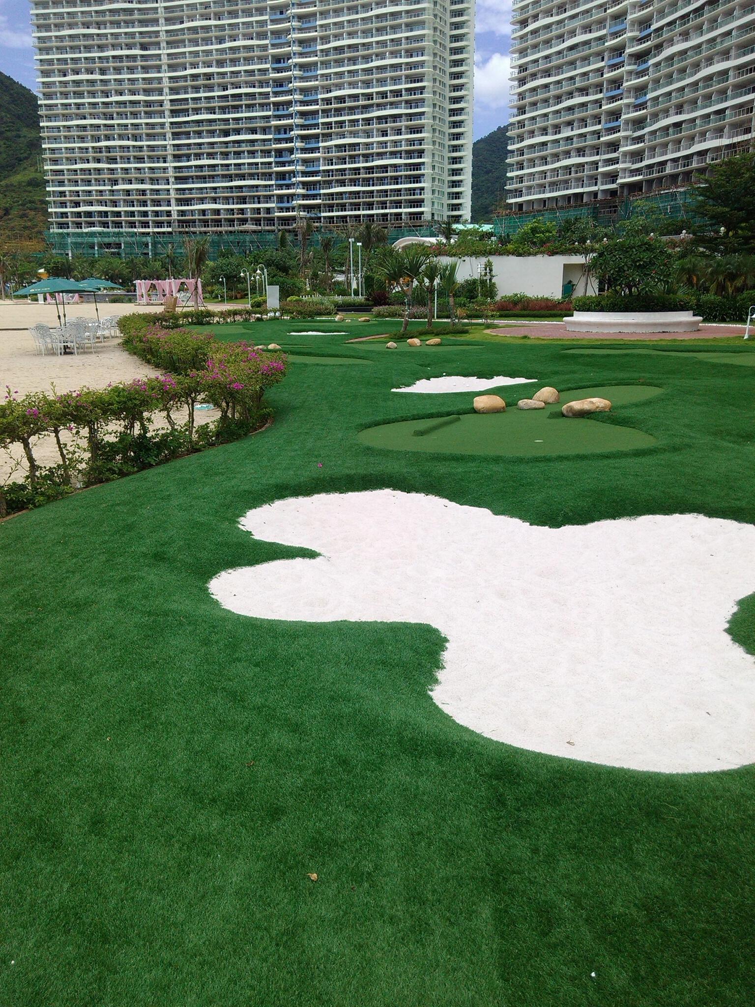 迷你高爾夫球場工程 5