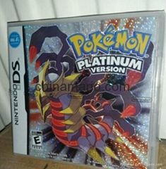 DS Game Pokemon Platinum