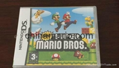 New Super Mario Bros ds games for ds NDS NDSL NDSI 3DS DSIXL any Console