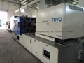 Toyo 450t All-Electric used Injection Molding Machine