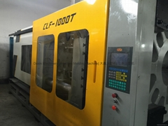 Chuan Lih Fa CLF 1000t used Injection Molding Machine (Hot Product - 1*)
