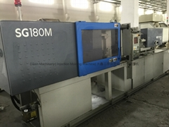 Sumitomo 180t High Speed used Injection Molding Machine