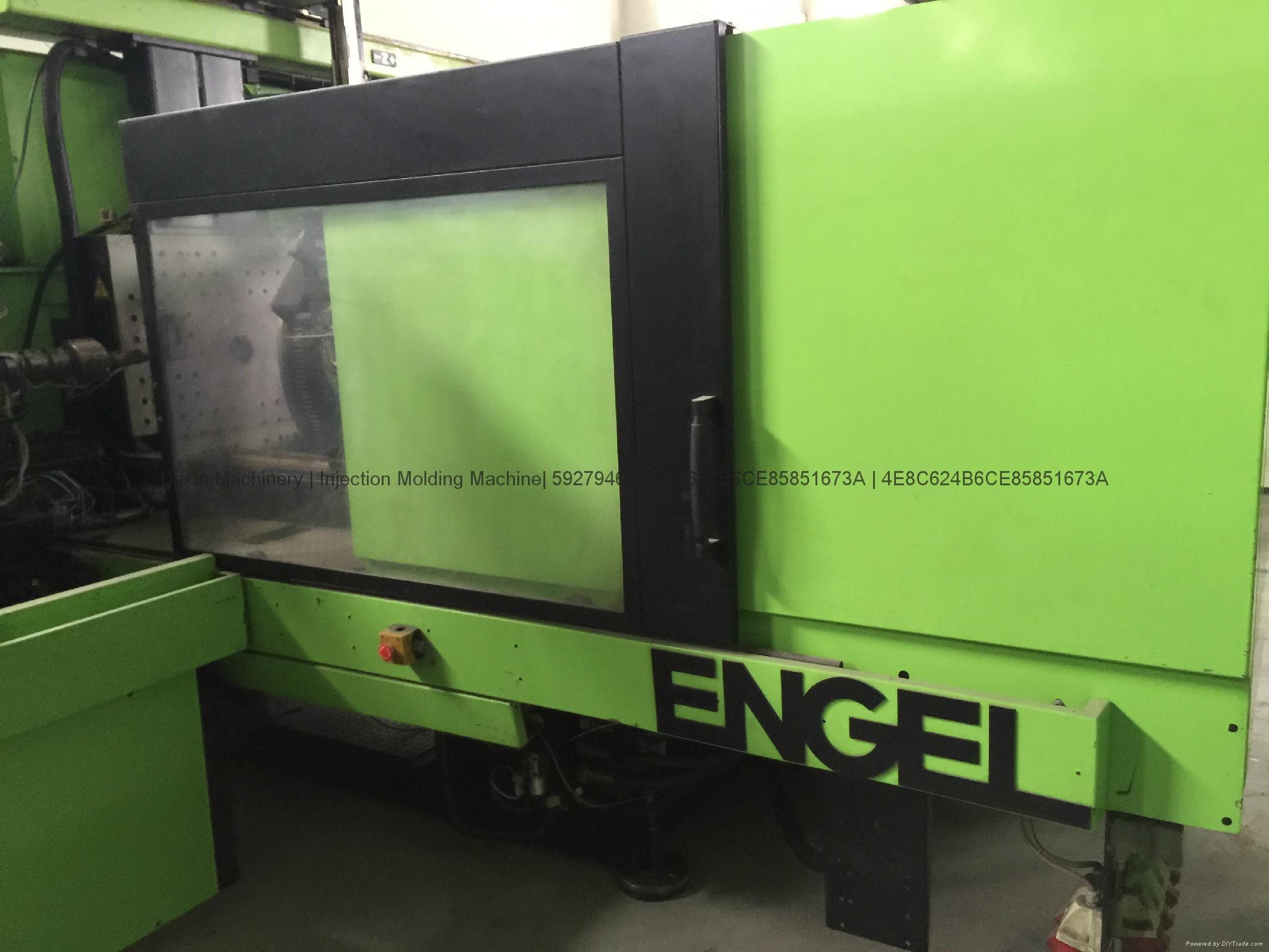 恩格爾200噸二手雙手注塑機