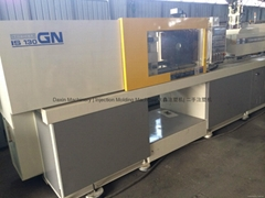 Toshiba 130t Used Injection Moulding Machine