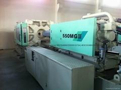 三菱550吨550MGIII二手注塑机