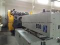LG 650t used Injection Molding Machine