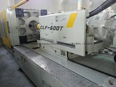 臺灣全立發CLF-600二手注塑機