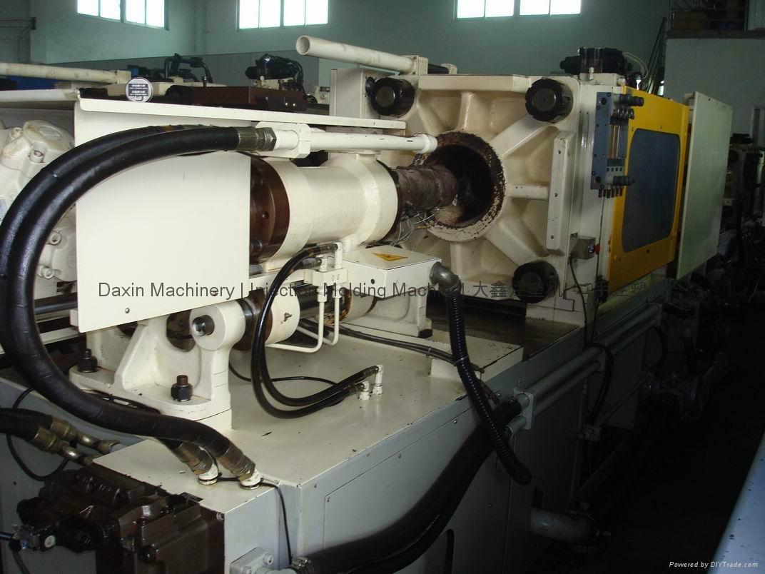 臺灣鴻泰G180T二手注塑機 2
