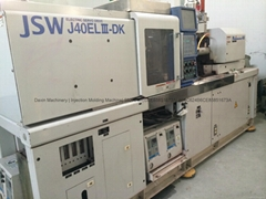 JSW 40t All-Electric Injection Molding Machine