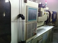 Multiplas 200t (wide platen) Double Colour  used Injection Molding Machine