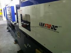 韩国LG170吨二手双色注塑机