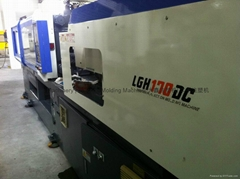 LG 170t Double Color used Injection Molding Machine