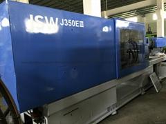 JSWJ350EIII used Injection Molding Machine