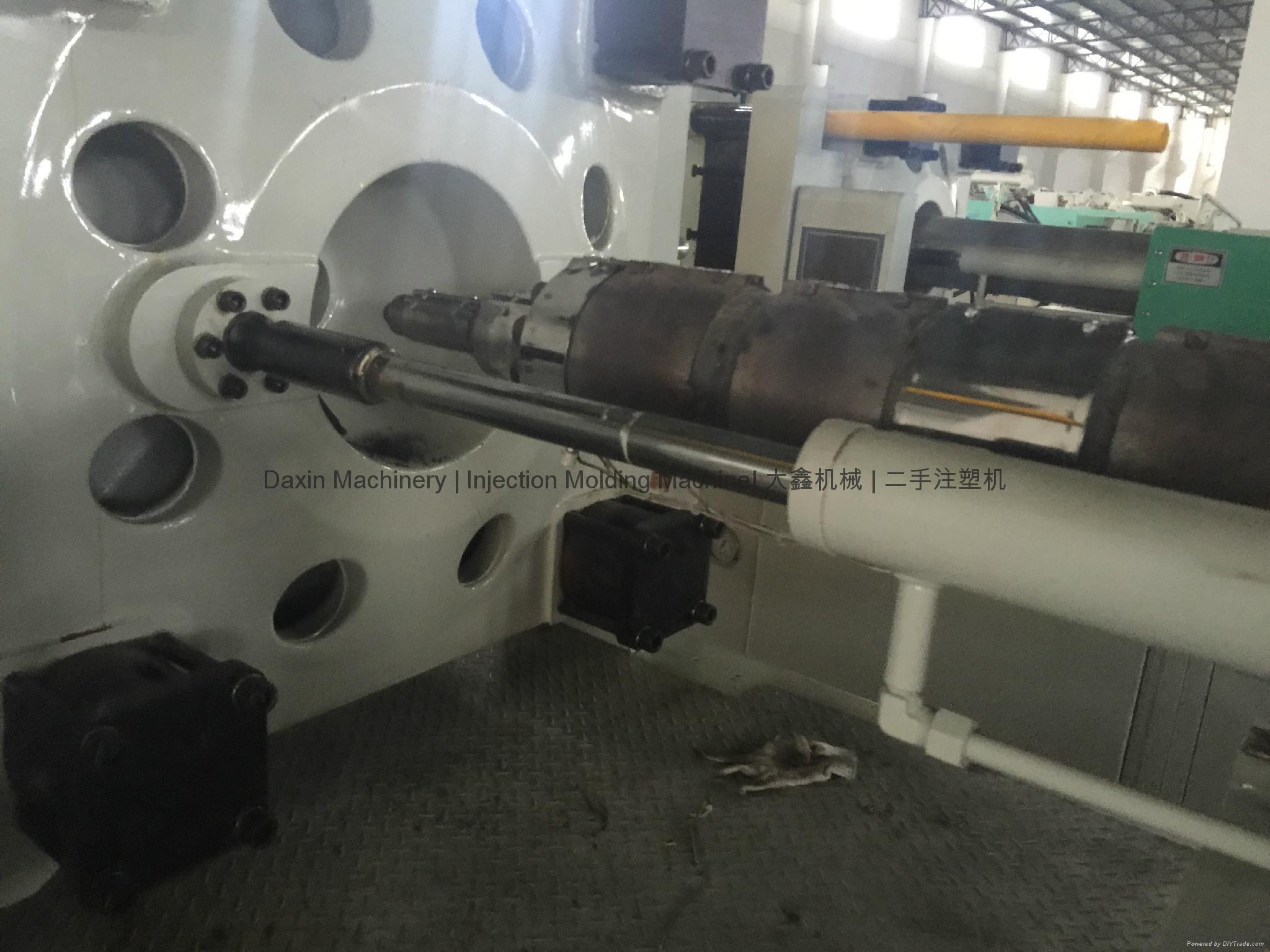 臺灣震雄250噸SM250TS高精密二手注塑機 3