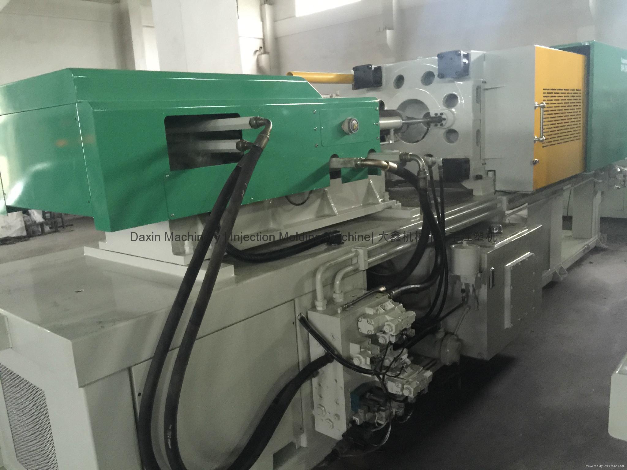 臺灣震雄250噸SM250TS高精密二手注塑機 4