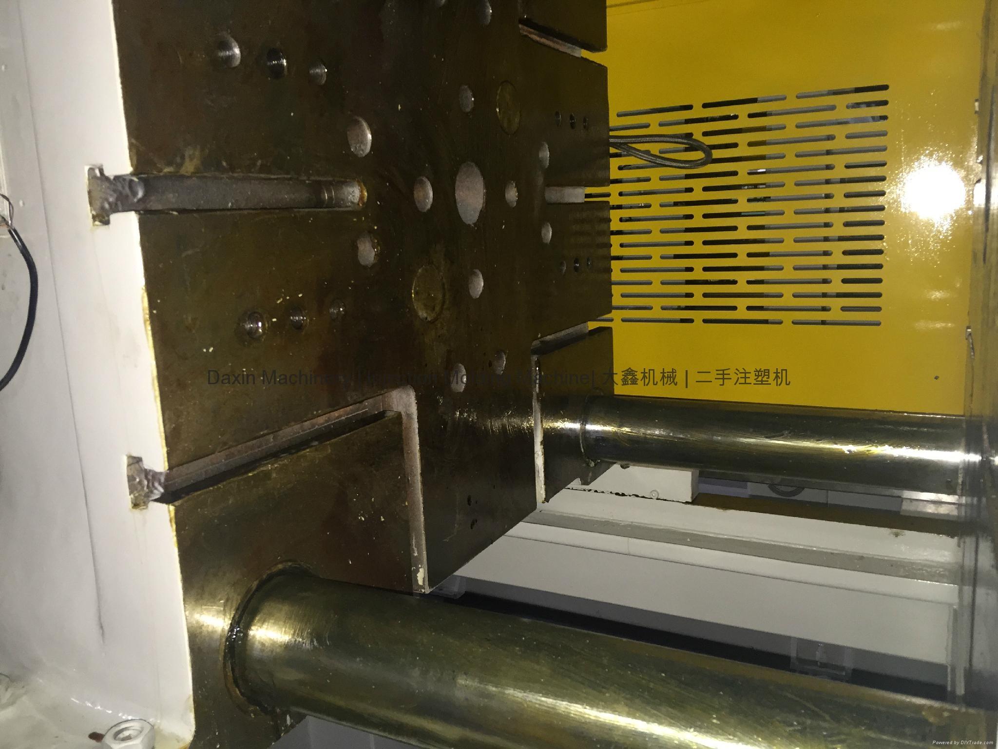 臺灣震雄250噸SM250TS高精密二手注塑機 6