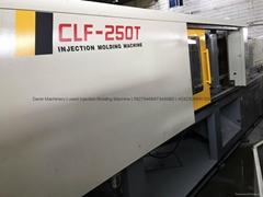 Chuan Lih Fa CLF-250t used Injection Molding Machine